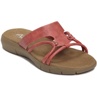 A2 by Aerosoles Women's 'Wip Current' Coral Sandals