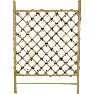 Zen Garden Bamboo Fence Door (China)