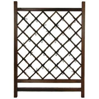Japanese Garden Bamboo Fence Door (China)