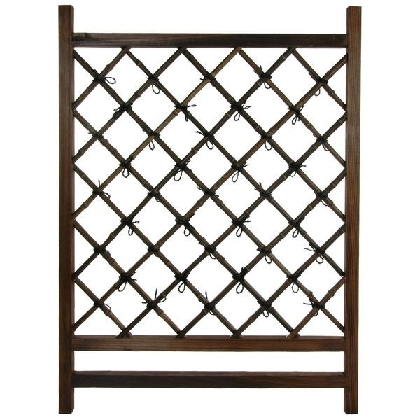 Japanese Garden Bamboo Fence Door (China)