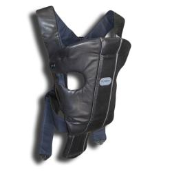 Baby Bjorn Original Carrier in Black Leather