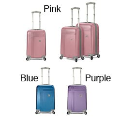 Benzi 3-piece Multidirectional Hardside Spinner Luggage Set