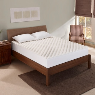 Bodipedic Essentials 2-inch Memory Foam Wave Mattress Topper