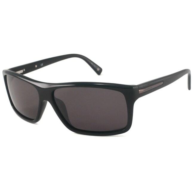 Givenchy Unisex SGV730 Polarized Rectangular Sunglasses