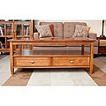 Norfolk Honey Brown Coffee Table