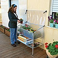 Palram GrowDeck Raised Cold Frame Greenhouse
