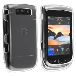 BasAcc Clear Snap-on Crystal Case for Blackberry Torch 9800