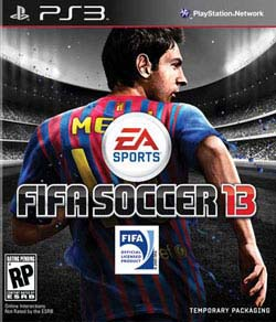 PS3 - FIFA Soccer 13