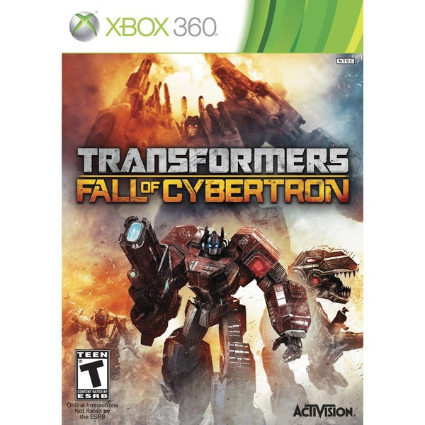 Xbox 360 - Transformers: Fall of Cybertron