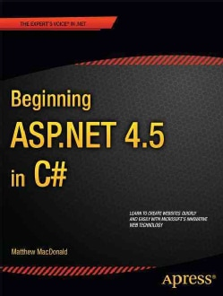 Beginning Asp.net 4.5 in C# (Paperback)