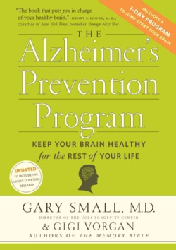 The Alzheimer's Prevention Program: Keep Your Brain Healthy for the Rest of Your Life (Paperback)