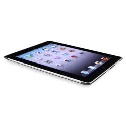 Black Snap-on Case for Apple iPad 3