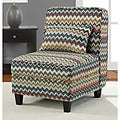 Mattie Tufted Slipper Bolt Chair