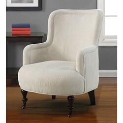 Clarise Sculptured Snow Chair