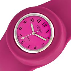 Breda Women's Lilly Slap-on Silicone Watch