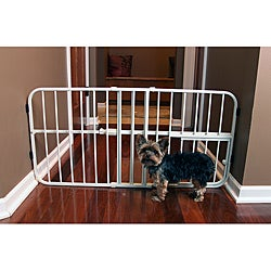 Carlson Mini Tuffy Metal Expandable Pet Gate