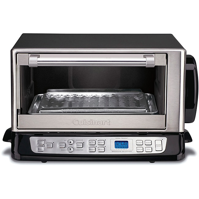 Cuisinart CTO-395PCFR Convection Toaster Oven Broiler (Refurbished)