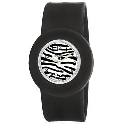 Breda Women's 'Kelly' Slap-on Silicone Watch