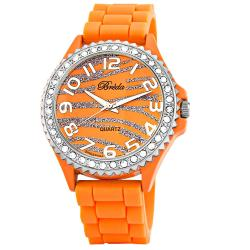 Breda Women's 'Ravynn' Rhinestone Watch