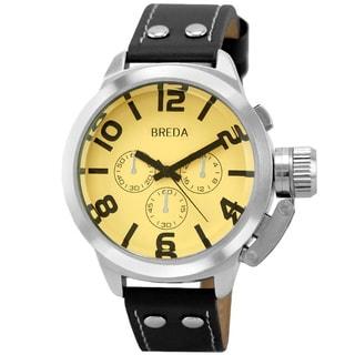 Breda Men's Austin Blacktone Watch