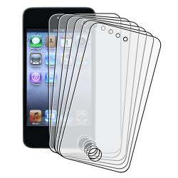 Anti-Glare Screen Protector for Apple iPod Touch Generation 4 (Pack of 6)