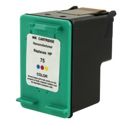 HP 75/ DB337WN Color Ink Cartridge (Remanufactured)