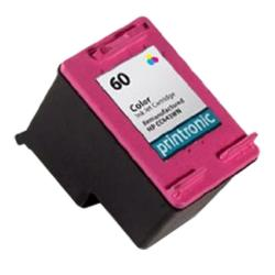 HP 60/ CC643WN Color Ink Cartridge (Remanufactured)