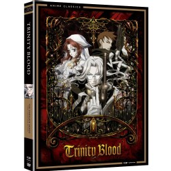 Trinity Blood: Complete Series (Classic) (DVD)