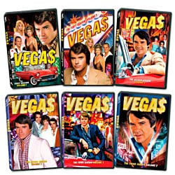 Vegas: Complete Series Pack (DVD)