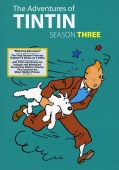 The Adventures Of Tintin: Season Three (DVD)