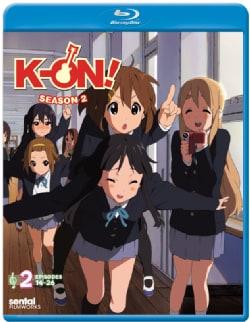K-On!: Season 2: Collection 2 (Blu-ray Disc)