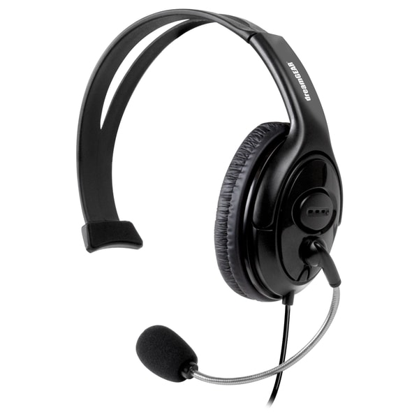 dreamGEAR Wired Headset with Microphone for Xbox 360