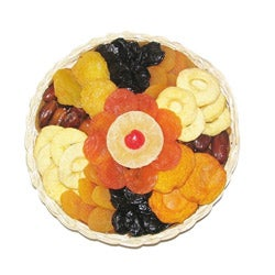 California Sunburst Dried Fruit Basket