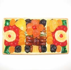 California Fruit Mendocino Assorted Sun-dried Fruit Gift Crate