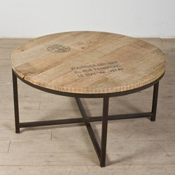 Ayodhya Round Coffee Table (India)