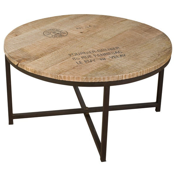 Ayodhya Round Coffee Table India