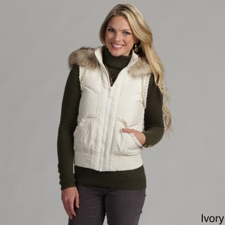 Betsey Johnson Women's Down Vest