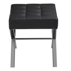 Sunpan Black Mercer Bench