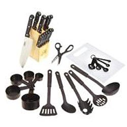 Masterchef 29-piece DuraCut Knife/ Utensil Set
