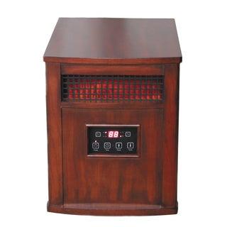 Comfort Glow Cherry Infrared Quartz Heater