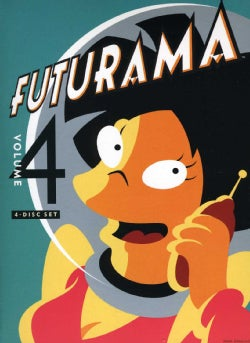 Futurama Vol. 4 (DVD)