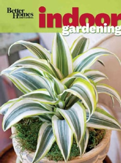 Better Homes and Gardens Indoor Gardening (Paperback)