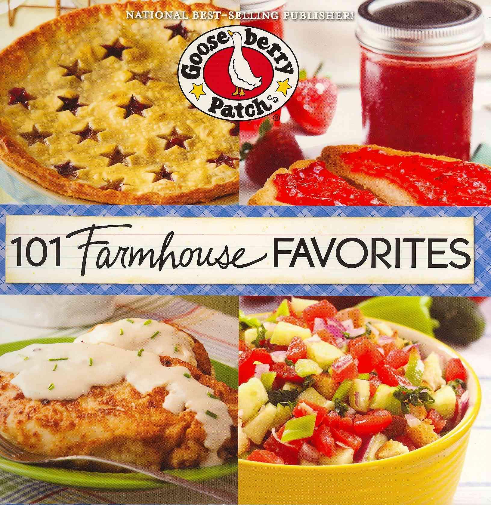 101 Farmhouse Favorites (Paperback)