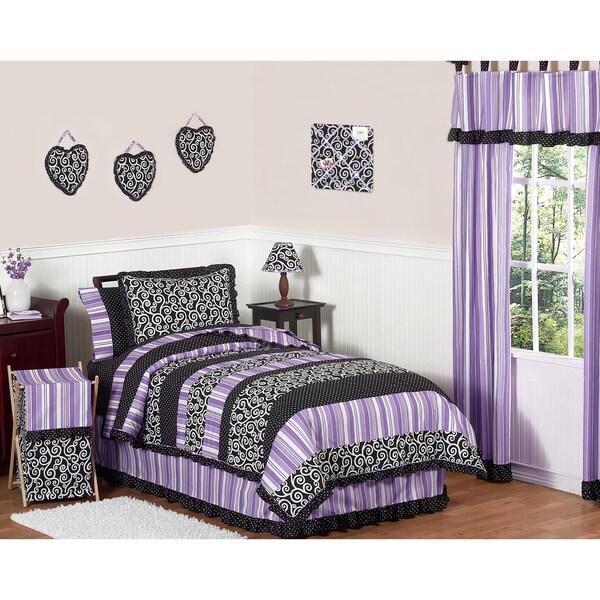 Sweet JoJo Designs Kaylee 3-piece Full/ Queen Bedding Set