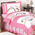 Sweet JoJo Designs Song Bird 3-piece Full / Queen-size Bedding Set