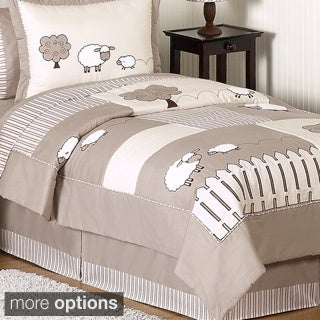 Sweet JoJo Designs Little Lamb Bedding Set