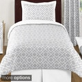 Sweet JoJo Designs Diamond Bedding Set