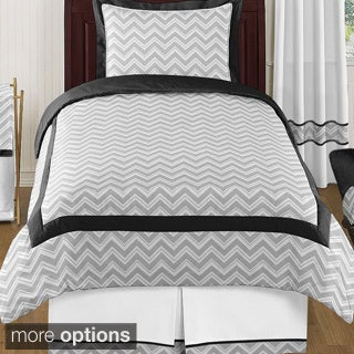 Sweet JoJo Designs Zig Zag Bedding Set
