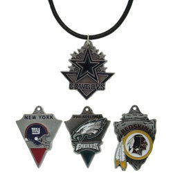 CGC Enamel-on-pewter NFC East Team Licensed NFL Pennant Necklace