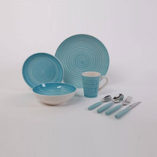Marlow Park 32PC Combo Set - Teal